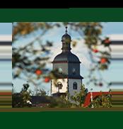 Dorf Muschenheim