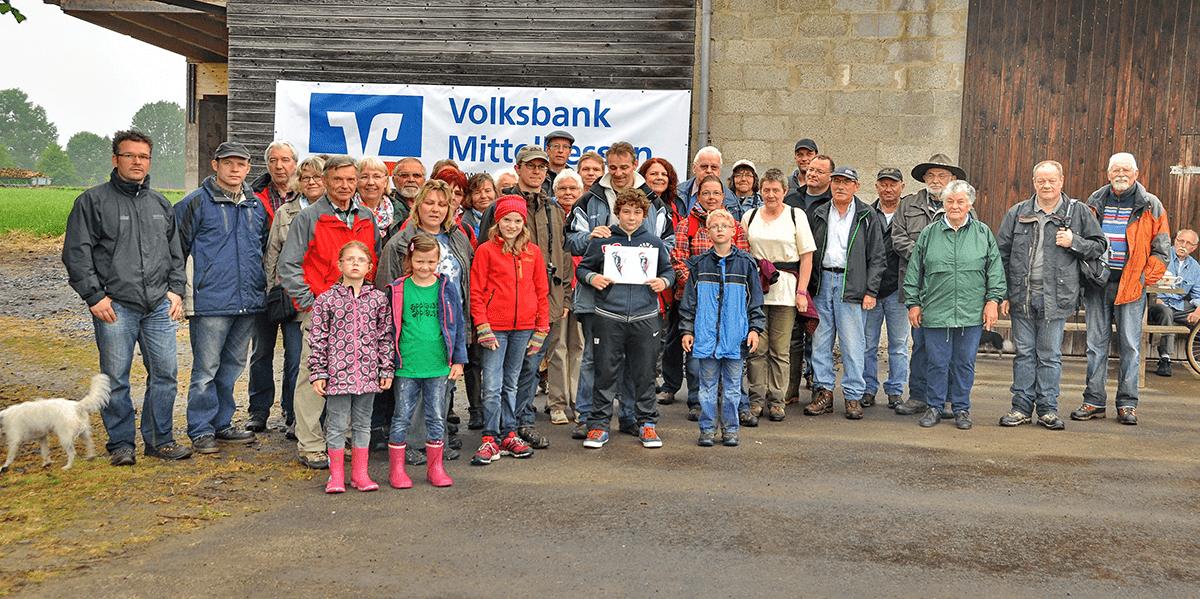 Vogelwanderung in Muschenheim
