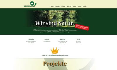 Naturschützer gehen online