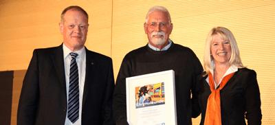 Auszeichnung für Naturschutzverein