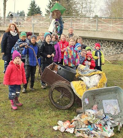 Die Müllhexe von Muschenheim