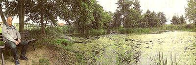 Wo einst Kuno von Arnsburg weilte