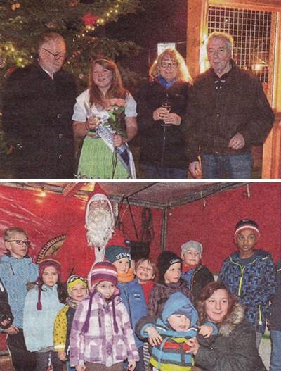 Weihnachtszauber in Muschenheim