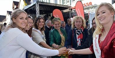 Homberg feiert Stadtfest mit verkaufsoffenem Sonntag