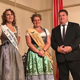Die erste <span>Naturschutzkönigin</span> Deutschlands!